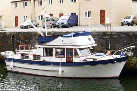 Boats For Sale By Owner Uk by C Kip 40 Trawler Yacht Not For Sale Details For