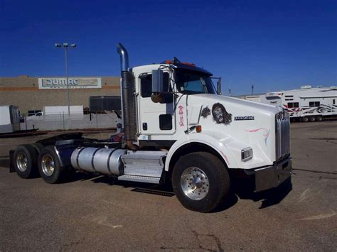 kenworth truck cab 2008 kenworth t800 day cab semi truck for sale 286 000