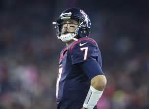 Houston Texans Brian Hoyer