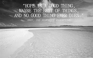 The Shawshank R... Shawshank Quotes