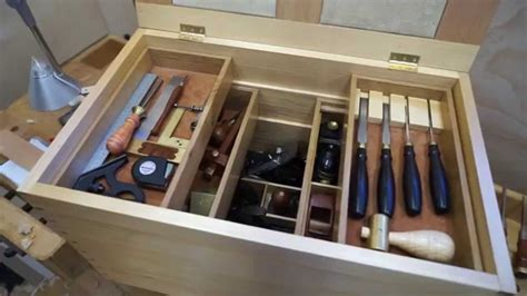 building  kauri tool chest youtube