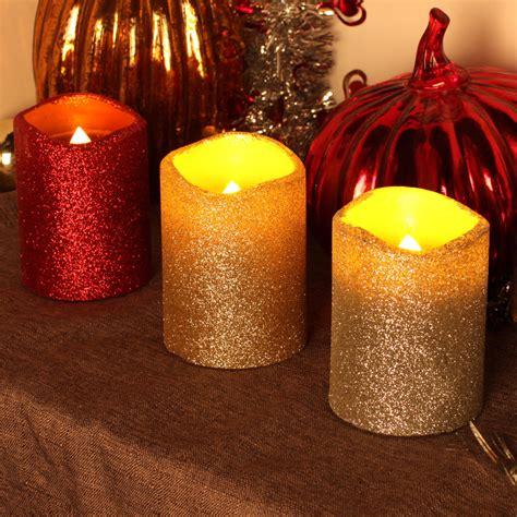 Grossisti Candele acquista all ingrosso glitter candela da grossisti