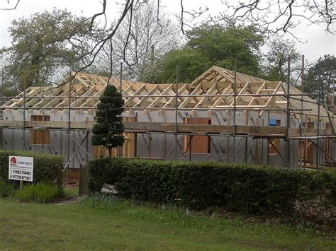 Timber Frame Bungalow Traditional