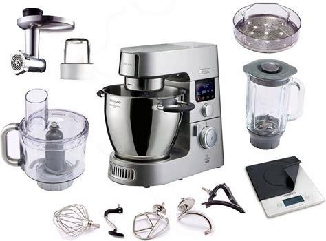 Kenwood Küchenmaschine Kcc9060s Cooking Chef Gourmet, Mit Küchenwaage Und Sonderzubehör (wert Ca