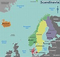 Scandinavia Is Better Connected Than Any Other Region Of ...