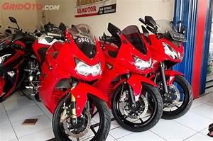 Daftar Harga Spare Part Motor Kawasaki Ninja 150 Rr
