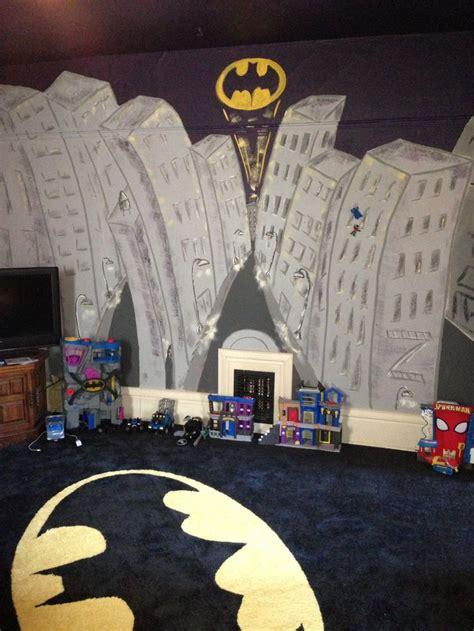 batman room pretty cool pinterest batman room  room