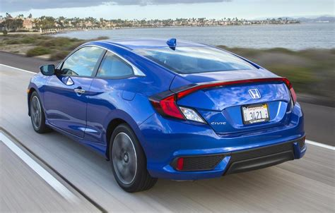 honda civic coupe pictures 1 2016 honda civic coupe priced from 19 050