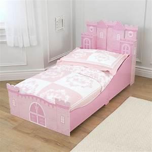 Princess, Castle, Toddler, Bed