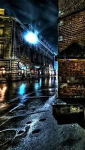 Urban Street IPhone 5 Backgrounds HD