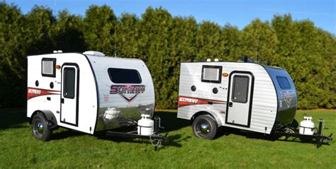 20 gallon water heater gas sunray mini travel trailers by sunset park rv manufacturing