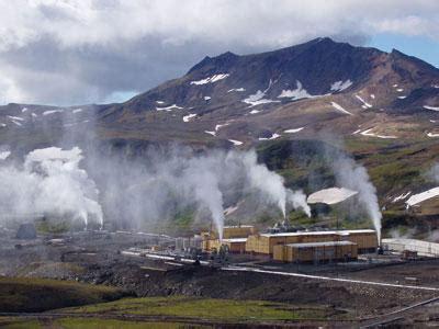 Геотермальные электростанции геотэс