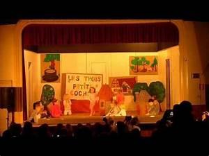 Youtube Trois Petit Cochon : maternelles les trois petits cochons youtube danse ~ Zukunftsfamilie.com Idées de Décoration