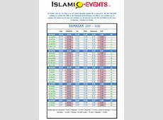 Ramadan kalender 2018 1 Printable 2018 calendar Free
