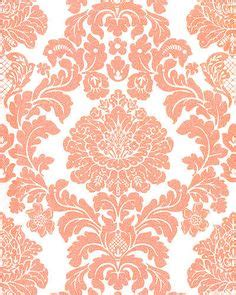red  cream damask wallpaper gallery