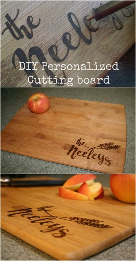 wedding personalized gifts  personalized cutting board
