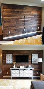 15 beautiful wood accent wall ideas to upgrade your space With best wood for accent wall