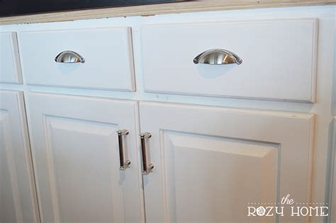 adding trim to plain cabinets easy and inexpensive cabinet updates adding trim to