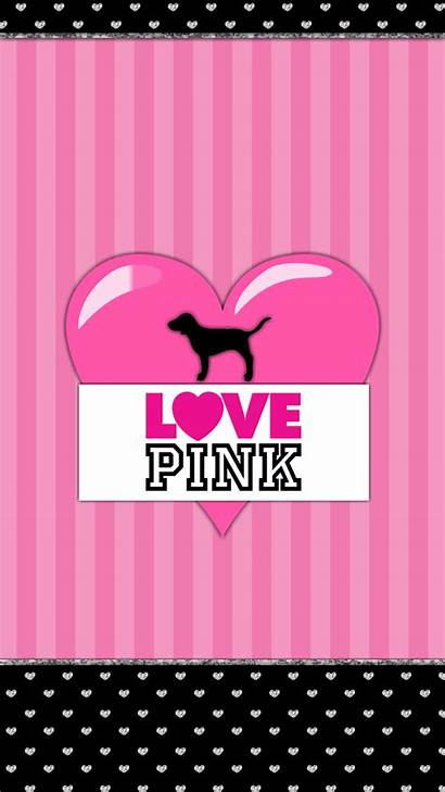 Victoria Secret Wallpapers Pink Wall Backgrounds Victorias