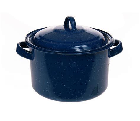 pots cuisine gsi enamelware stock pots blue sportsman 39 s warehouse
