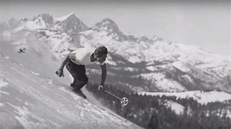 mammoth mountain founder turns   tracks