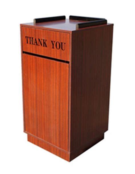 restaurant trash can cabinet restaurant trash cans trash receptacles