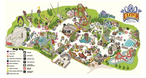 elitch gardens coupons park map elitch gardens theme and water park