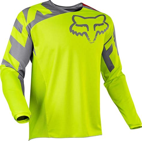 motocross jersey 2017 fox racing 180 race jersey mx motocross off road