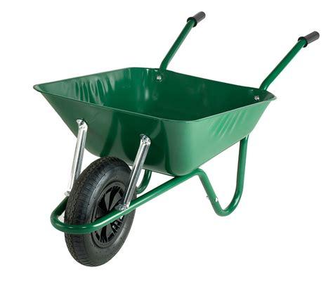 walsall black green  wheelbarrow departments diy