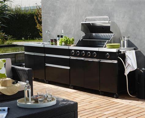 cuisine d exterieur meubles pour cuisine d exterieur