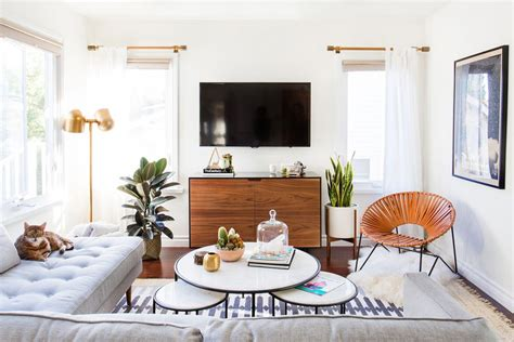 Make A White Living Room Chic Unique by 15 Simple Small Living Room Ideas Brimming With Style