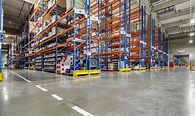 Stow Pallet Racking - Allied Storage