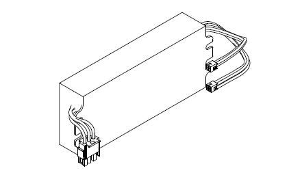 paramount ultra uv dual voltage ballast 2 l 005 422