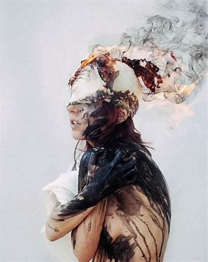 George Redhawk Gifs Blind Artist Beethy Ignant