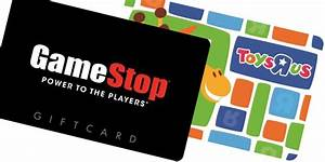 60 GameStop Gift Card Deal For 50 On Black Friday