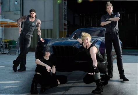 Final Fantasy Director On Nude Mods If They Go Too Far They May Affect The Future Of Ff