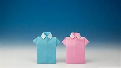 Shirts Origami Background Desktop Laptop Wallpapers