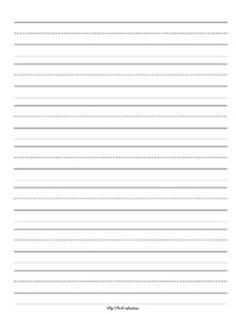 Papel Para Escribir Con Lineas