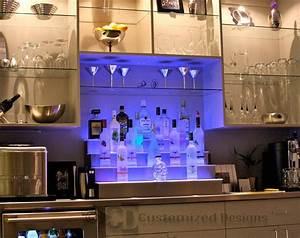 Alkohol Bar Für Zuhause : geniale regale f r home bar regale f r zuhause kommerzielle bars led beleuchtete alkohol regale ~ Markanthonyermac.com Haus und Dekorationen