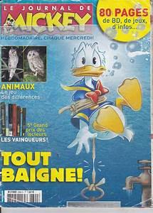 Le Journal De Mickey Prix : bd le journal de mickey n 2890 2007 book music docaz fr ~ Medecine-chirurgie-esthetiques.com Avis de Voitures