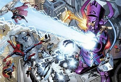 Galactus Marvel Heroes Deviantart Comic Avengers Universe