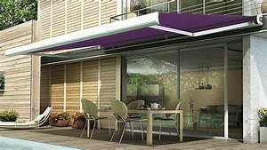 Stores Bannes Pas Cher : store terrasse electrique pas cher ~ Melissatoandfro.com Idées de Décoration