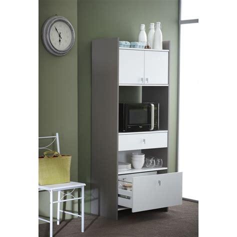 meuble cuisine four et micro onde meuble de cuisine pour four et micro onde valdiz