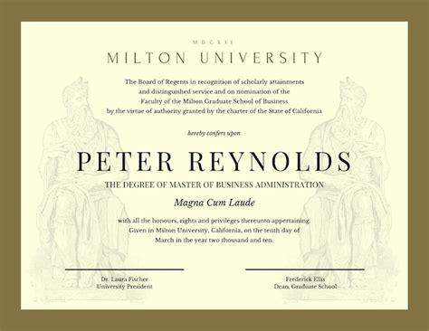 certificate maker design  custom certificate