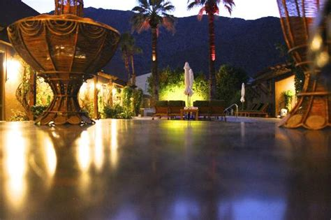 The Rossi Hotel (palm Springs, Ca)
