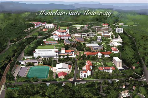 montclair state drawing by rhett and sherry erb