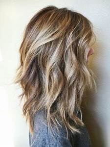 Cheveux Mi Longs Dégradés : cheveux mi longs d grad s les plus jolis mod les hair clothes makeup pinterest cabello ~ Dallasstarsshop.com Idées de Décoration