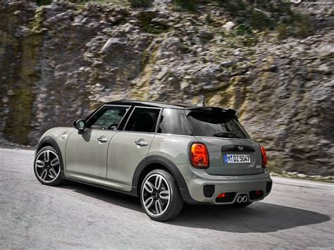 Mini Cooper 5 Door Picture by Mini Cooper S 5 Door 2019 Picture 42 Of 57