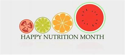 Nutrition Month Banner Clipart Healthy