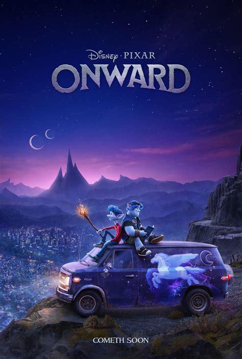 poster  pixars onward  trailer debuts
